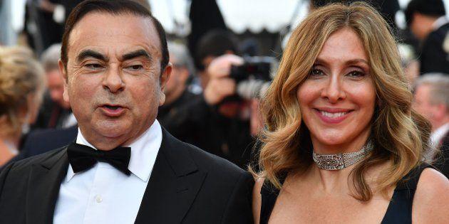 Le mariage de Carlos Ghosn à Versailles visé par une