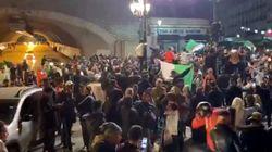 Après l'annonce d'Abdelaziz Bouteflika, les rues d'Alger en