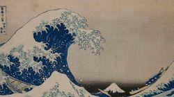 Comment Hokusai a inventé le