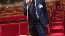 La rentrée des classes des nouveaux députés à l'Assemblée, vue des réseaux