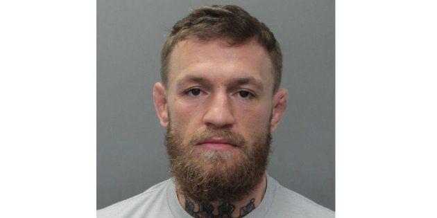 Conor McGregor, star de MMA, a de nouveau été interpellé ce 11 mars à Miami, en