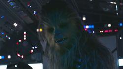 Han Solo se fait voler la vedette dans le nouveau trailer de