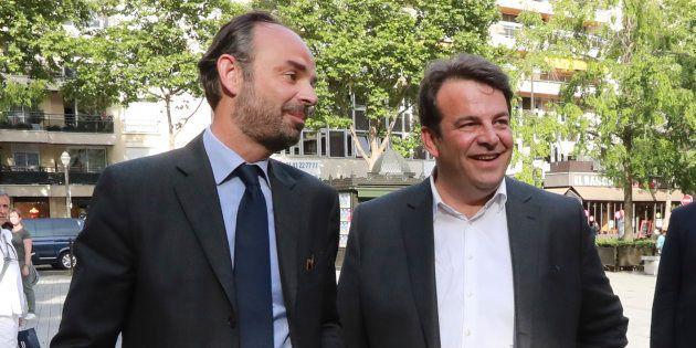 Thierry Solère pourrait prendre la tête du groupe des constructifs favorables au gouvernement
