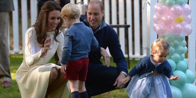 Ce que dit la science sur la place du royal baby, le troisième enfant, dans une