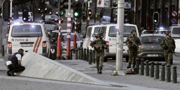 Explosion dans la Gare Centrale de