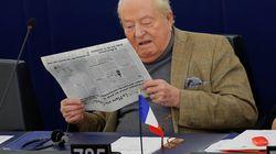 Le Pen perd son immunité pour l'affaire des assistants du