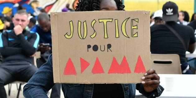 Mort d'Adama Traoré: l'enquête terminée, aucune mise en examen (Photo d'illustration prise le 22 juillet...