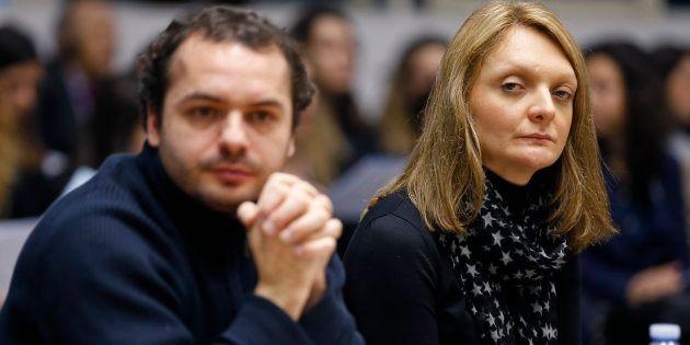 Rachel Lambert, la femme de Vincent Lambert et son neveu François sont favorables à l'arrêt des traitements,...