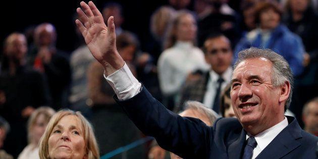 François Bayrou et Marielle de Sarnez quittent le