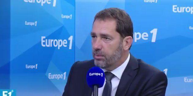 Christophe Castaner a estimé que le choix de François
