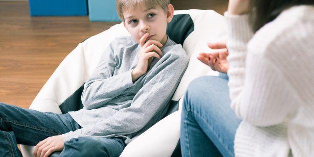 C'est en allant à une séance de psy pour mon fils que je me suis rendu compte que j'en avais bien plus besoin que lui.
