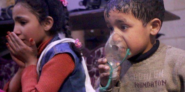 Après l'attaque chimique en Syrie, pourquoi la France aura du mal à détourner le