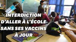 L'Italie interdit l'école aux enfants