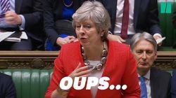 Theresa May a (encore) perdu sa voix avant le vote sur le Brexit