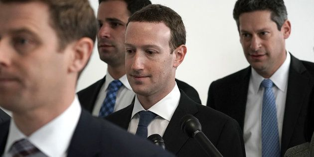 Scandale Facebook: Mark Zuckerberg va plaider