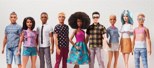 Ken a désormais un man