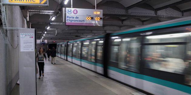 La pollution dans le métro de Paris est par endroits 30 fois plus élevée que dans la