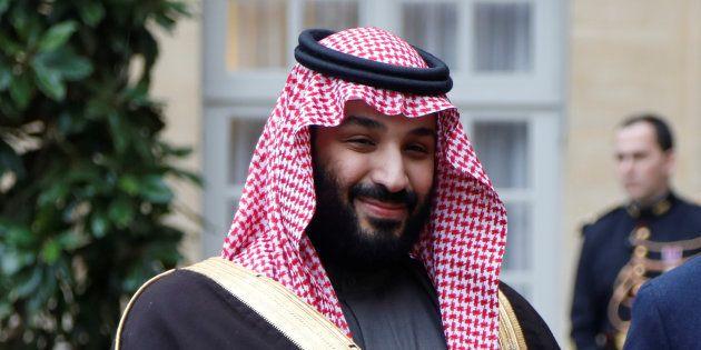 Une plainte déposée contre Mohammed ben Salmane