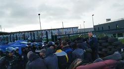Huit jours après l'attaque terroriste, la prison d'Alençon-Condé toujours