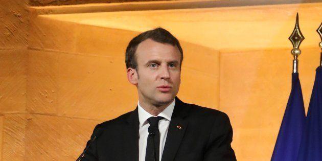Non, Macron n'avait pas sa place chez les évêques de