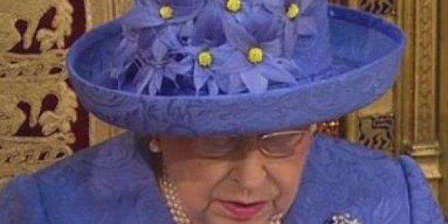 La reine d'Angleterre a-t-elle voulu faire passer un message sur le Brexit avec son