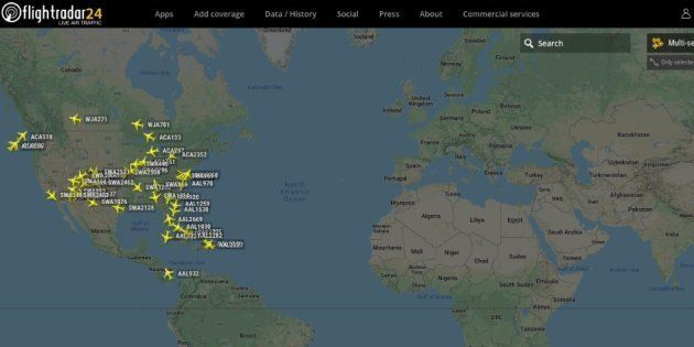Boeing 737 Max: cette image du trafic aérien résume parfaitement la
