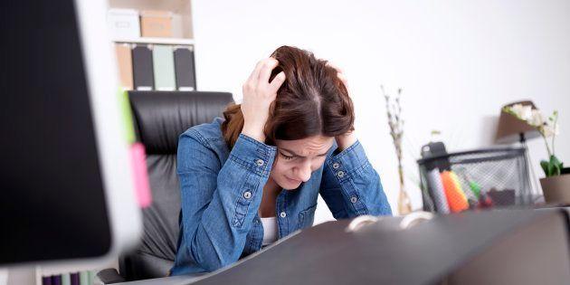 Mes crises d'angoisse ont commencé après un licenciement. Mais elles ont continué après que j'ai retrouvé...