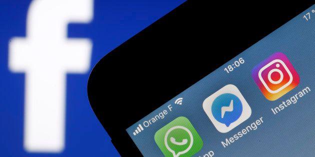 Facebook et Instagram ont été victimes d'une panne