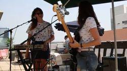 Revivez le live du groupe Pilote sur la terrasse du HuffPost pour la Fête de la musique