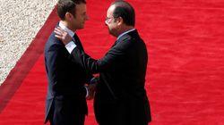 Hollande raconte comment il s'est laissé surprendre par