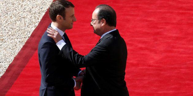 François Hollande raconte comment il s'est laissé surprendre par Emmanuel
