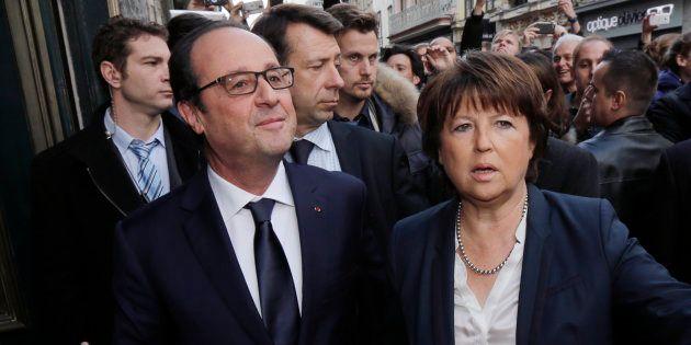 François Hollande accuse les frondeurs d'avoir causé sa