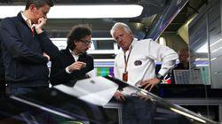 Charlie Whiting, légende de la F1, est