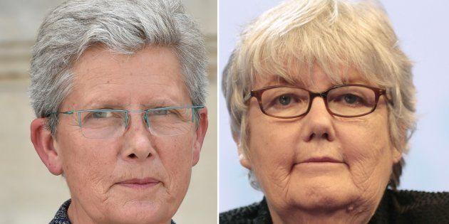 Qui sont Jacqueline Gourault et Geneviève Darrieussecq, les deux nouvelles ministres
