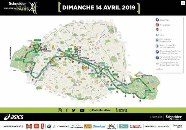 Marathon de Paris: le nouveau parcours ajoute la place Vendôme et l'Opéra Garnier