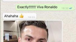 Evra dévoile la prédiction de Ronaldo avant