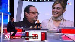 Hollande estime que son intimité a été