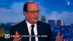 Hollande répond à Macron qui l'accuse d'avoir abîmé les liens entre l'Etat et