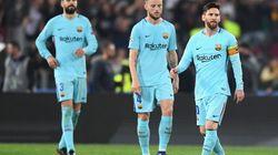 Un an après, le Barça subit à son tour une