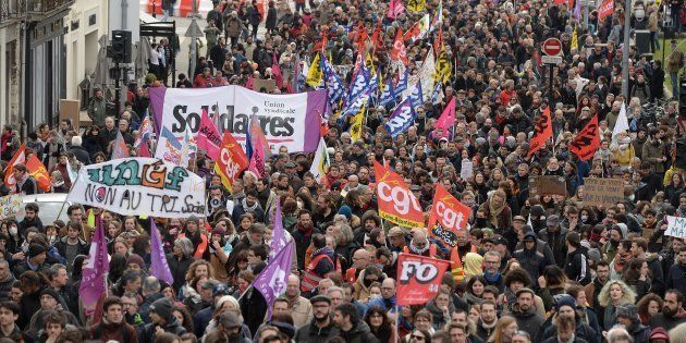Sept syndicats de fonctionnaires appellent à la grève le 22