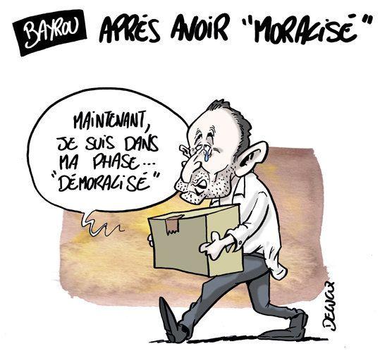 François Bayrou, la vie d'un politique