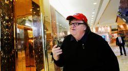Michael Moore ulcéré par les médias qui se ruent pour parler