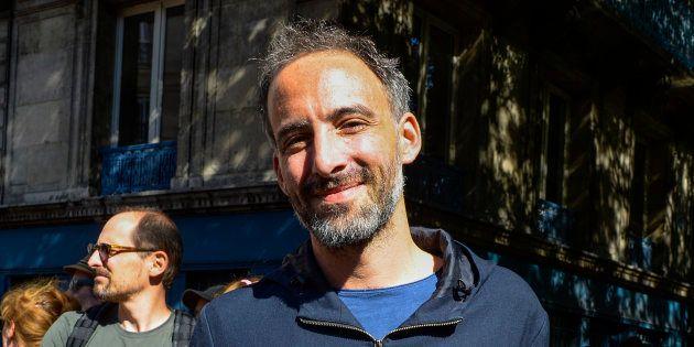 Raphaël Glucksmann espère convaincre le Parti socialiste de soutenir la liste dont il compte prendre...