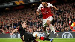 Rennes éliminé par Arsenal en Ligue