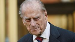Le prince Philip a quitté
