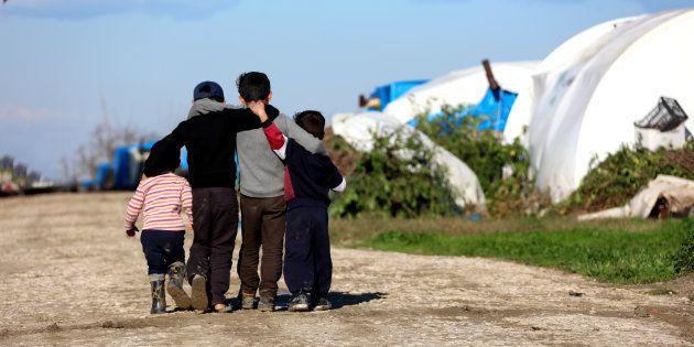 La France a rapatrié de Syrie des enfants de