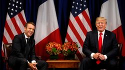 BLOG - Les 7 bases de la relation entre Emmanuel Macron et Donald