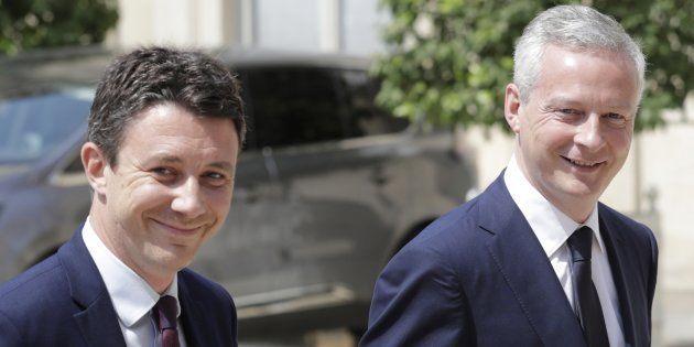 Quel rôle jouera Benjamin Griveaux auprès de Bruno Le Maire? Bercy répond au