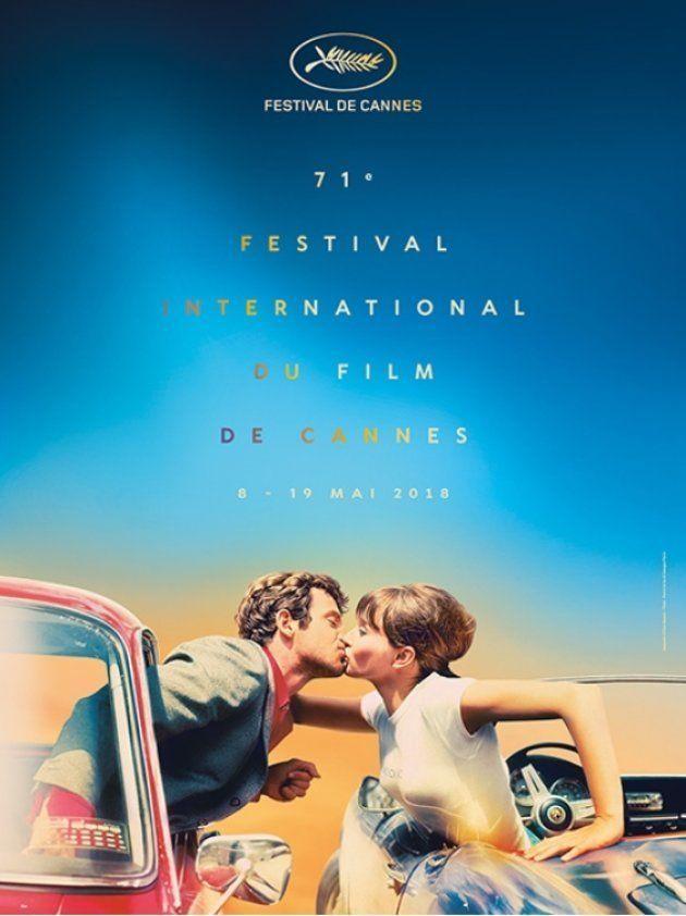 Le Festival de Cannes 2018 dévoile son affiche tirée de