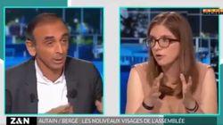 Aurore Bergé a gardé son calme face à cette attaque d'Éric